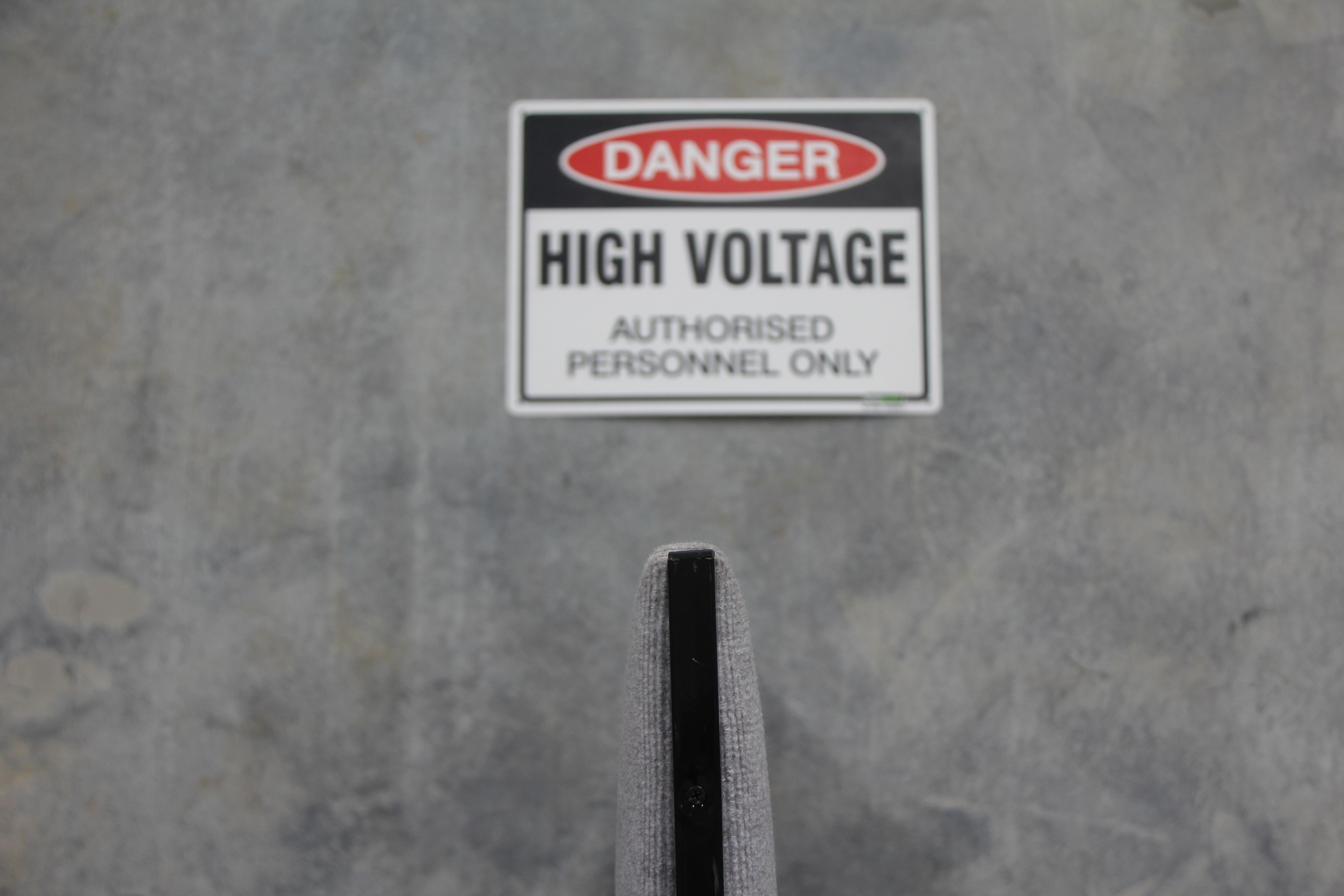 High Voltage Coordination Volt Edge